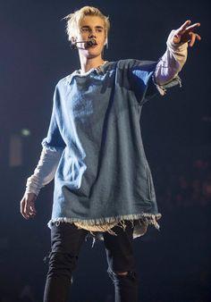 Justin Bieber performs at Radio 1's Teen Awards at Wembley Arena, London