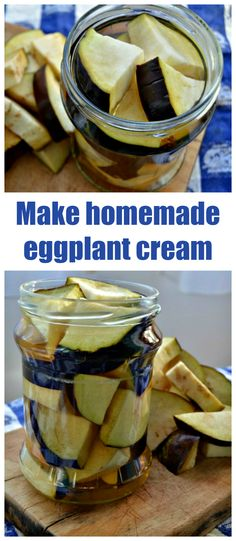Skin Cancer.  How to make homemade eggplant cream? - oneJive