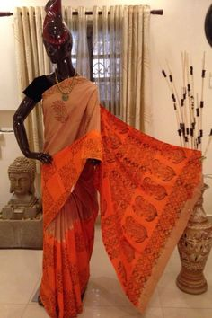 Sarees Archives - Page 16 of 35 - The First Bazaar