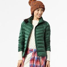 Uniqlo Ultra Ligt Down Jacket Puffy Jacket, Hooded Jacket, Warm Down, Down Puffer Coat, Man Child, Sporty Look, Uniqlo, Downlights, High Collar