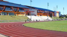 Manoel Coelho | Arquitetura & Design | Universidade Positivo • Centro Esportivo Quadras Architecture, City, Work Hard, Design, Hs Sports, Arquitetura, Rabbit, Places, Working Hard