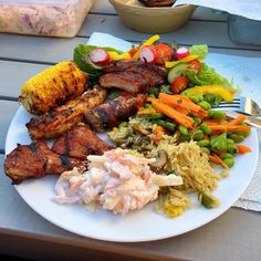 We had BBQ last night was delicious! All syn free too except the ribs which we're waiting for news on  we made the rub for them using @sukrinuk and our guests could not tell they were sugar free!! The recipes by the way are on our website! #slimmingworld #slimmingworlduk #slimmingworldusa #slimmingworldfamily #slimmingworldmotivation #slimmingworldmafia #slimmingworldjourney #sw #swuk #swinstagram #healthyeating #weightloss #weightlossjourney #ww #weightwatchersuk #weightwatchers…