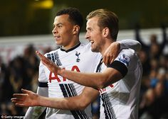 Tottenham face famous midweek battle at Stoke... can Mauricio Pochettino's young guns show they are the real deal?
