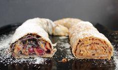 #3: Pravá ťahaná štrúdľa Strudel, Sushi, Food And Drink, Meat, Chicken, Ethnic Recipes, Hampers, Buffalo Chicken, Rooster