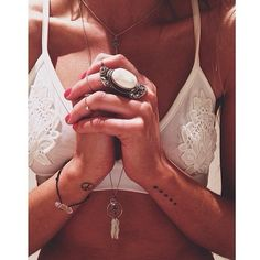 saboskirt: The amazing @anna_west wears the Emblem Bralette in white, get it now at #SaboSkirt.com