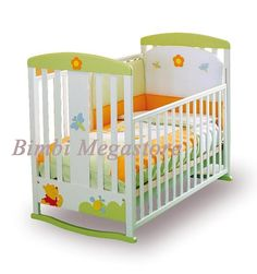1000 images about lettino on pinterest liu jo baby cribs and butterflies - Cute winnie the pooh baby furniture collection ...