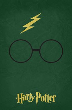 Harry Potter Minimalist Poster 01 Art Print @Amy Lyons Denton or this one!