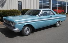 1964 Mercury Comet Caliente Maintenance/restoration of old/vintage vehicles: the material for new cogs/casters/gears/pads could be cast polyamide which I (Cast polyamide) can produce. My contact: tatjana.alic@windowslive.com