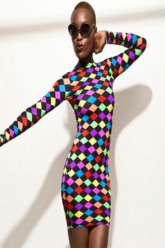 colorful....my new going out outfit!!
