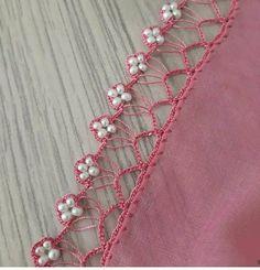 Çok Sipariş Alan Değişik Tığ İşi Oya Modelleri Simple Embroidery Designs, Bargello, Beading Tutorials, Blouse Designs, Fashion Dresses, Beads, Lace, Diamond, Jewelry