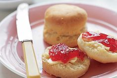 Get nostalgic with these old-fashioned scones like Granny used to make.
