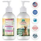 OMEGA 3 Fish Oil Nutritional Supplement for Dogs & Cats Wild Alaskan Salmon
