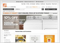 Home Depot Coupons, Promotion Codes, Home Depot Printable Coupon - dealspl. Home Depot Coupons, Online Shopping Coupons, Store Coupons, Promotion, Frugal Living, Saving Money, Home Appliances, Printable, Spaces