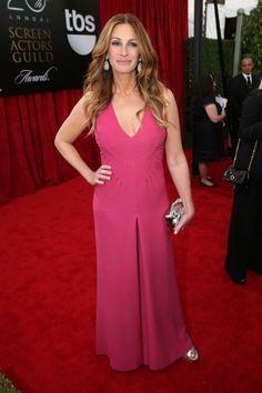 SAG Awards 2014, la alfombra roja con todos los looks