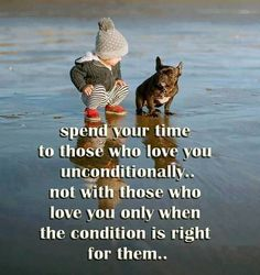 unconditionally!