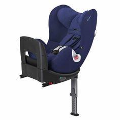 Le siège auto #Sirona Plus de #Cybex est une vraie innovation en terme de sécurité et il est le plus évolutif des sièges auto pour votre enfant de la naissance à l'âge de 4 ans environ... #siègeautosironaplusroyalblue #siègeauto #moondust #sironacybex