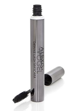 Best Mascara to Add Length, Volume, and Curl to Eyelashes - Alexis Vogel Deluxe Lash Mascara: So Black - Gives the Impression of Eyelash Extensions - Perfect Finish to Eye Makeup - Can Also Be Used on Top of False Eyelashes >>> Find out more about the great product at the image link.