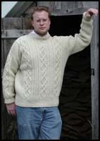 Once Upon a Time Aran Sweaters, Once Upon A Time, Dark Purple, One Color, Black Men, Men Sweater, Stripes, Wool, Black Man
