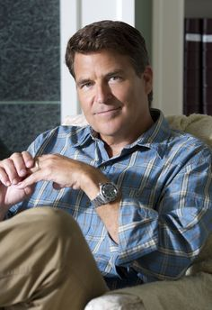 "Ted McGinley in Hallmark Channel's Original Movie ""Notes from the Heart Healer,"" premiering on May 12."