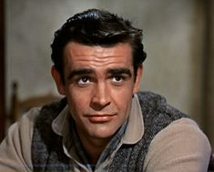 """A pre James Bond Sean Connery in Disney's """"Darby O'Gill And The Little People"""" (1959). His first starring performance, I believe."""