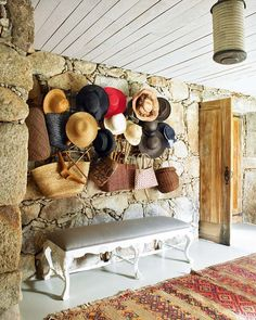 Murs de pierres au Portugal - PLANETE DECO a homes world