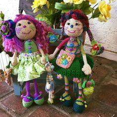 Crochet Doll Pattern, Crochet Dolls, Crochet Patterns, Homemade Toys, Doll Tutorial, Beautiful Crochet, Amigurumi Doll, Stuffed Toys Patterns, Doll Patterns