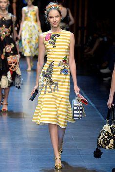 Dolce&Gabbana : сезон весна-лето 2016