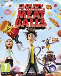 Cloudy With a Chance of Meatballs: Lesson Plans, Worksheets, Printables