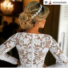 26 Trendy Ideas Hair Hairstyles Picked Wedding - All For Hairstyles DIY Bride Hairstyles, Trendy Hairstyles, Wedding Hair And Makeup, Bridal Hair, Prom Hair Accessories, Elegant Updo, Super Hair, How To Make Hair, Hair Dos
