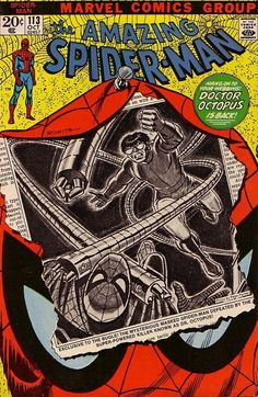 The Amazing Spider-Man #113 - October 1972