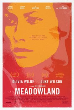 Meadowland on DVD February 2, 2016 starring Olivia Wilde, Giovanni Ribisi, Kid Cudi, Mark Feuerstein. The jolt of her son disappearing puts a woman on an unexpected and dangerous path toward acceptance as she seeks out a relationship with a n