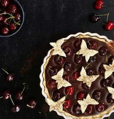 Rocky Road, Nutella, Muffin, Pie, Sweets, Breakfast, Desserts, Food, Drink