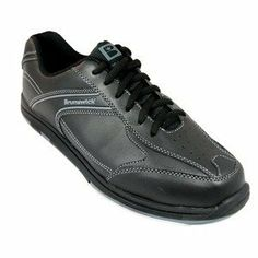 Brunswick Men's Flyer Bowling Shoes (Black Wide, 9) by Brunswick. $25.95. Universal SolesWide WidthSoft durable man-made upperRoomy fitTextile lined with padded tongue and collarNon-marking rubber outsoleMicrofiber slide pad on both feet with FlexSlide Technology. Save 37% Off!