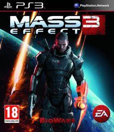 Mass Effect 3 (PlayStation 3)