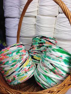 Spaghetti Yarn by TrapilhoBoutique on Etsy