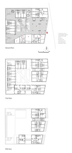 Student Residence / LAN Architecture - Architecture Lab