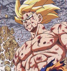 Super Saiyan Goku.