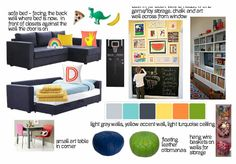 Check out this moodboard created on @olioboard: KB play/guest room by kmbrly599