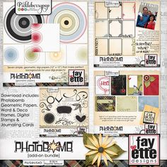 Save 40% on my Photobomb Add-On Bundle during PBP's Pickle Barrel Promo (Sale ends today 9/22/2014 at 11:59 p.m. EDT)