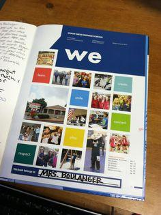 Yearbook Facebook idea inside