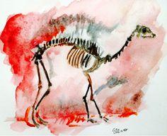 Have Watercolors Will Travel: Dia de los Muertos