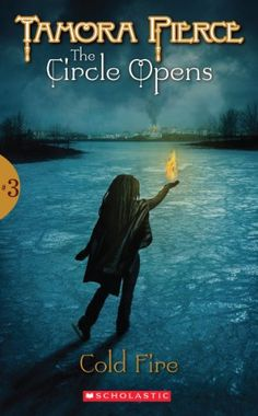 Cold Fire (Circle Opens, Book 3) by Tamora Pierce http://www.amazon.com/dp/0590396560/ref=cm_sw_r_pi_dp_IiBvub0HYGJ7C