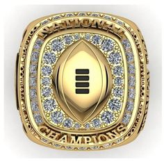 Factory Price 2016 New Arrival NCAA 2015 Alabama Crimson Tide Football National Championship Ring