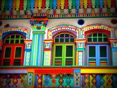Rainbow house | Explore Nessofoz's photos on Flickr. Nessofo ...