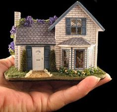 144th scale house.