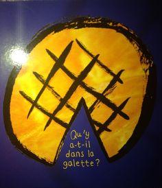 """""""Dans la galette, il y a ."""" , adaptations ms gs par karine - école petite section Galette, Ms Gs, Superhero Logos, K2, Petra, Album, Carnival, Queens, Storytelling"""