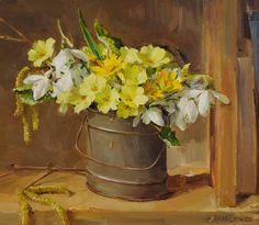 Британская художница Anne Cotterill. Обсуждение на LiveInternet - Российский Сервис Онлайн-Дневников