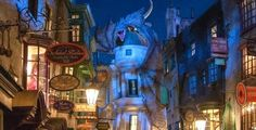 Diagon Alley initial impressions: A strong sequel to Hogsmeade - http://www.hypable.com/2014/06/19/wizarding-world-diagon-alley-expansion-review/ … pic.twitter.com/0bJyRdxCou