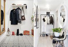 Ideas de decoración: recibidores pequeños   meu canto blog