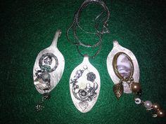 DIY Spoon Jewelry.